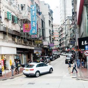 香港・マカオの旅、香港街なか編