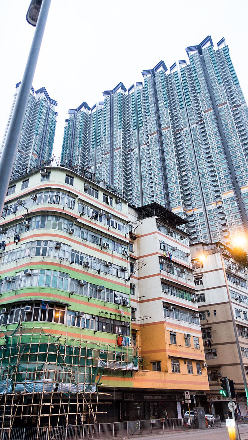 香港住宅事情