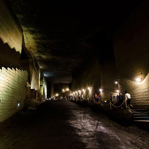 大谷石の歴史と巨大地下空間