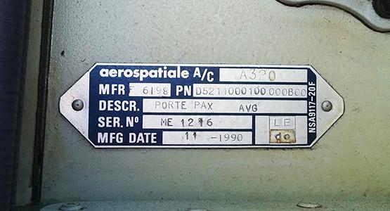 aerospatiale A320