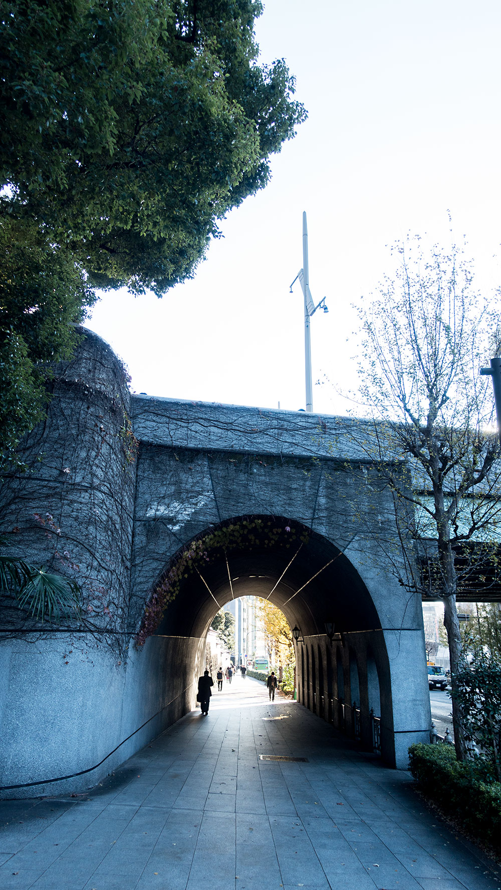 JR御茶ノ水駅上の聖橋