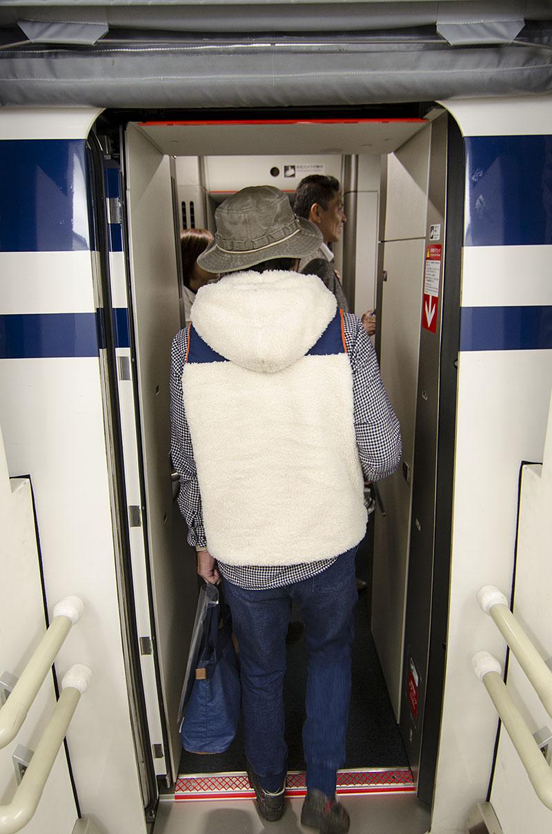 JR東海超電導リニア体験乗車