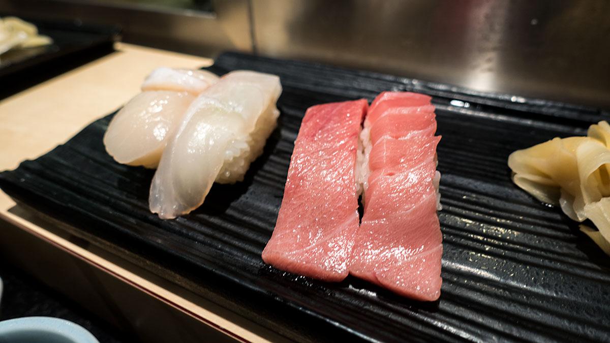 2019年、お寿司で新年を祝う