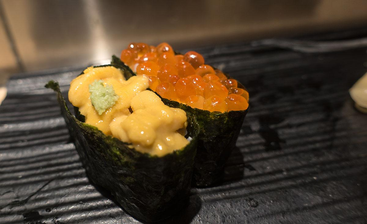 梅丘寿司の美登利寿司