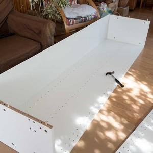 IKEAキッチンMETOD「メトード」DIYに挑戦-2