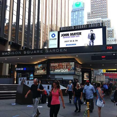 ニューヨーク街並み