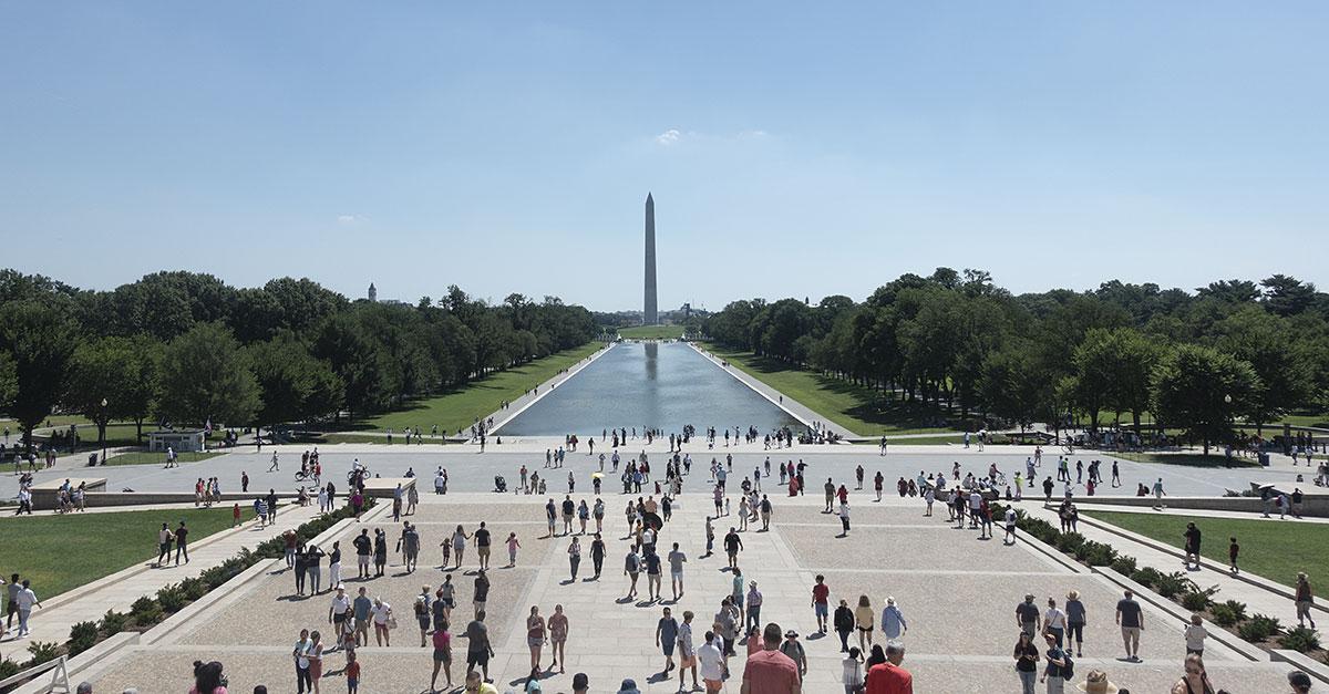 アメリカ、ワシントン